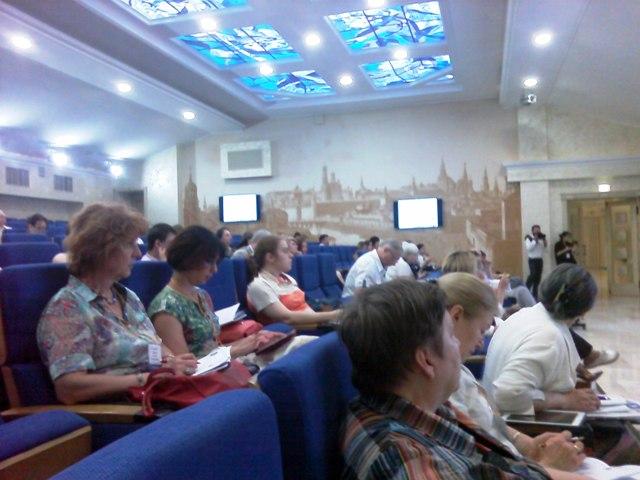 """Открытие III Международной конференции """"Социальный маркетинг"""" CAM_1828"""